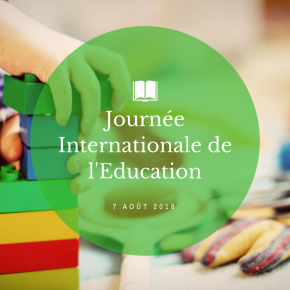 Journée Internationale de l'Education